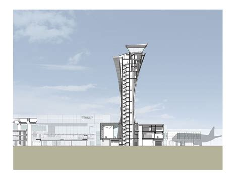 tower section airport tower http www flysfo com