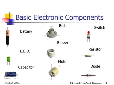 basic of resistors in electronics ppt a picture diagram of a torch powerpoint presentation id 205882