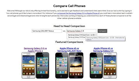 compare the mobile phone mobile phone compare mobile phones