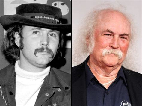 david crosby now how rock stars have changed 49 pics izismile