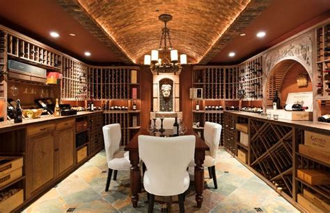 create  perfect wine cellar   home