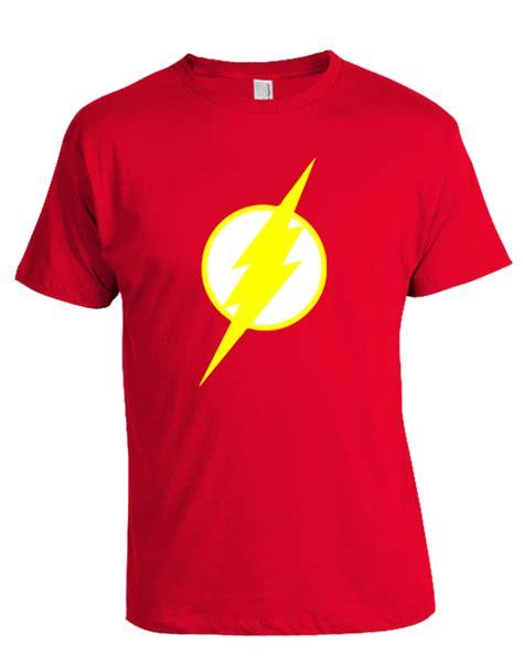T Shirt The Flash Pcs the flash t shirt