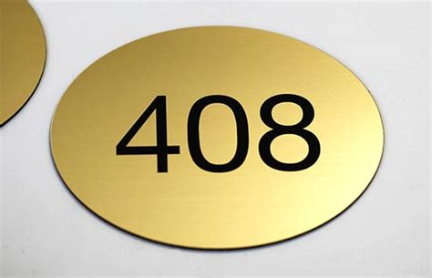 room numbers oval room number signs engraved oval signs