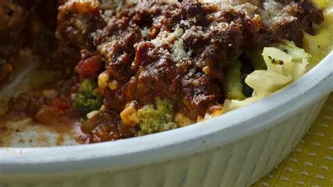 Betty Crocker Lasagna Recipe With Cottage Cheese by Italian Lasagna Pie Recipe From Betty Crocker