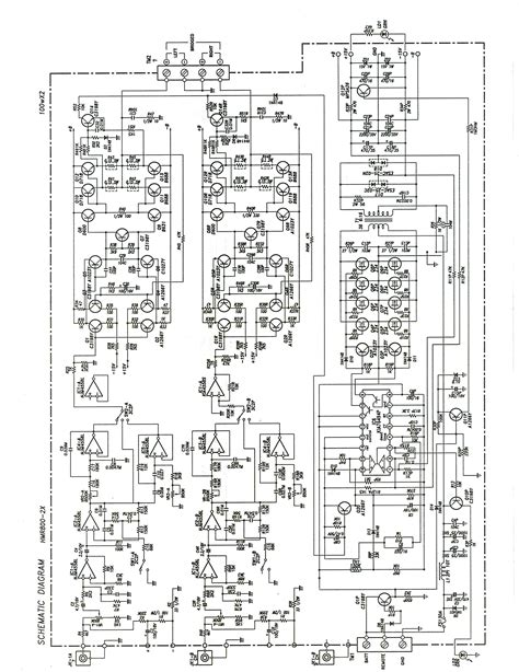 circuit diagram for subwoofer car lifier wiring diagram