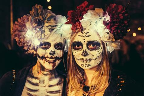 Halloween Decorations To Make At Home by Record Breaking Attempt For Day Of The Dead Celebrations