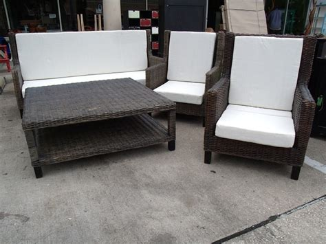 Used Patio Furniture Houston by Used Patio Furniture For Sale In Houston Tx Furniture