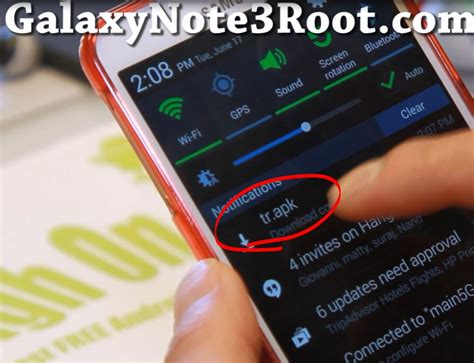 root android 4 4 2 how to root at t verizon galaxy note 3 on android 4 4 2 galaxynote3root