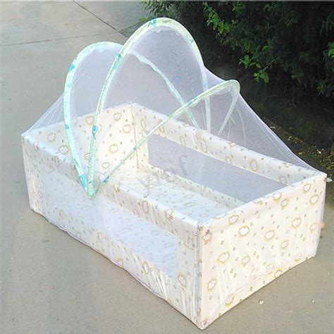 summer white baby tent infant canopy mosquito net toddlers