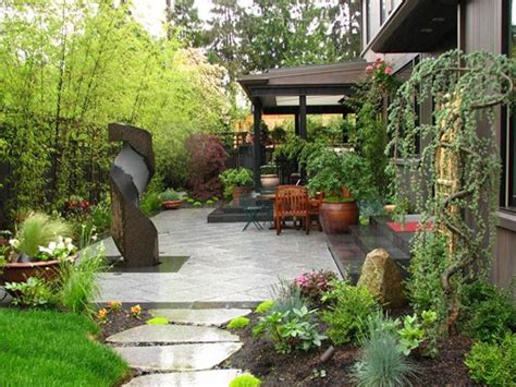 Bamboo Screens For Patios by Landscaping Seattle Landscaping Network