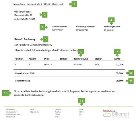 Freiberufler Rechnung Rechnung F 252 R Freiberufler Vorlage Muster Channel Freelancer Ratgeber Auf Freelancermap De