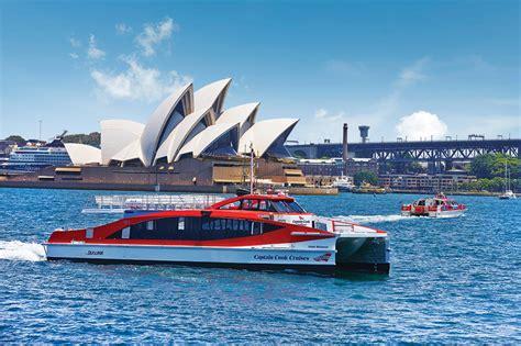 sydney harbour cruises sydney day tours book now - Boat Tour Sydney