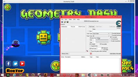 geometry dash full version hacked geometry dash steam version hack icon youtube