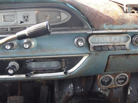 1961 ford galaxie interior 1e53z190276 1961 61 ford galaxie galaxy starliner all