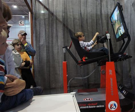 Racing Simulator Chair Hydraulic Other Than Model Railroading Model Railroader