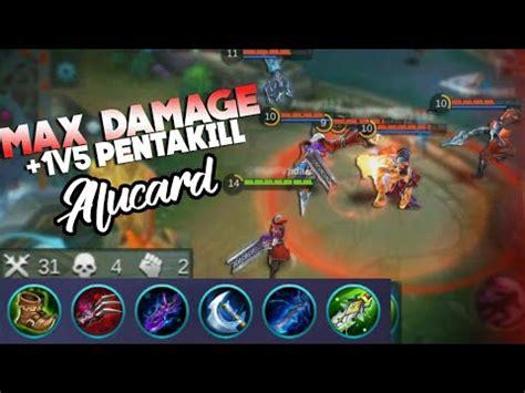 tutorial zilong best build alucard savage mobile legend bang bang