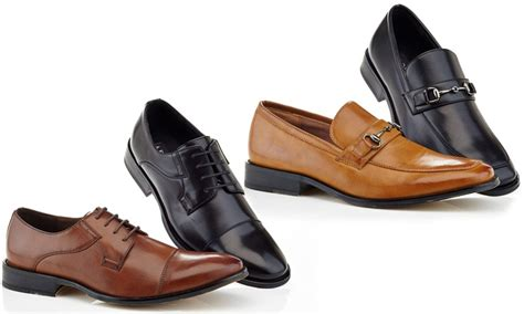 shoes for pictures buy1get1 adolfo mens dress shoes groupon goods