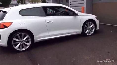 volkswagen scirocco 2016 white volkswagen scirocco r line tdi bluemotion technology dsg