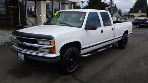 used chevrolet c k 3500 for sale near fife puyallup car