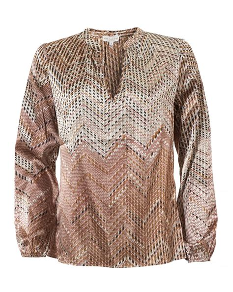 Alona Tunic dea kudibal womens alona blouse blaze soft silk top