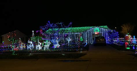 led whole house christmas lights house plan 2017