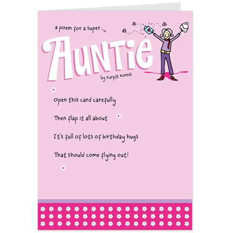 Quotes For Aunts Birthday Aunt Happy Birthday Cards Happy Birthday Happy Birthday