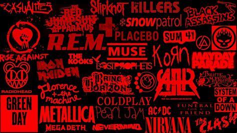 imagenes para fondo de pantalla rock fondos de pantalla logotipo emblema rock music m 250 sica