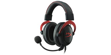 Headphone Hyperx New Kingston Headphones Feature 7 1 Surround Sound And Led