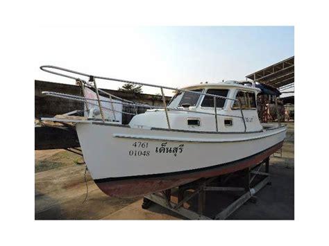lobster boat usato lobster boat 26 power in thailandia barche da pesca