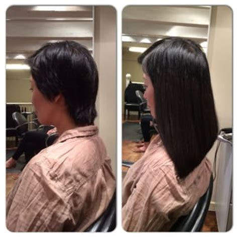pixie cut extensions lauren mae haggard 68 photos 49 reviews hair