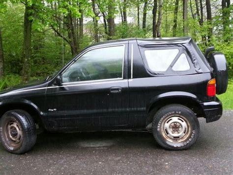 2001 Kia Sportage Fuel by Find Used 2001 Kia Sportage Base Convertible 2 Door 2 0l