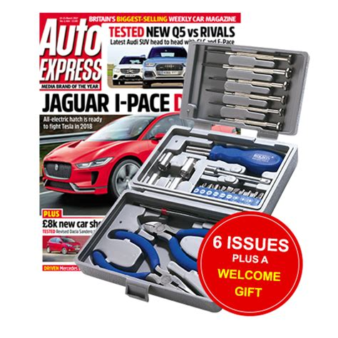 Auto Express Subscription by Auto Express Magazine Official Subscription Site