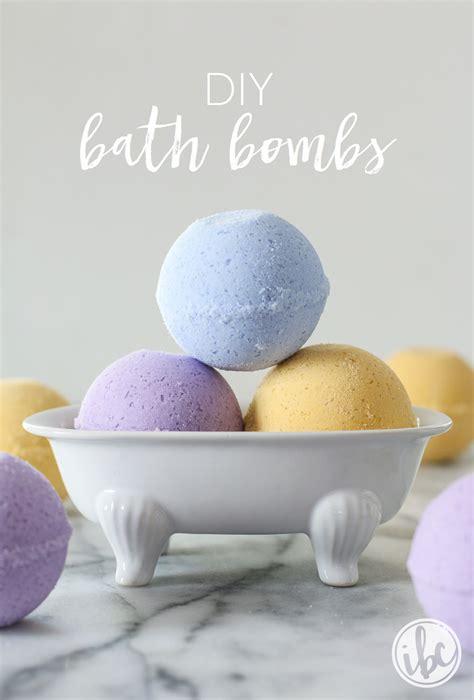 diy bath bombs diy bath bomb recipes