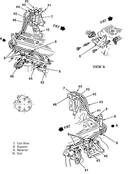 chevy 327 spark wiring diagram on chevy
