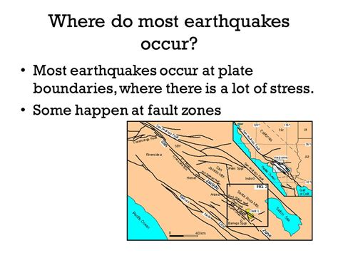 earthquake occur volcanoes and earthquakes ppt download