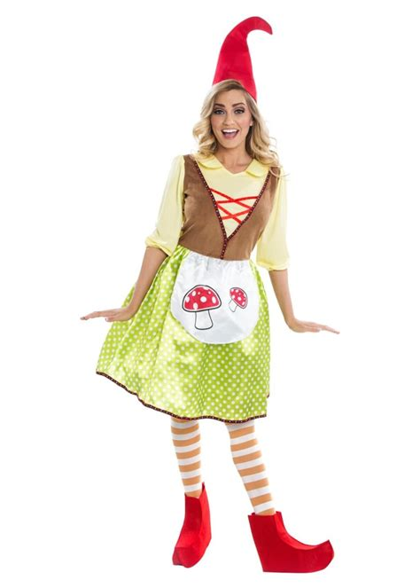 womens costumes ms gnome womens costume costumes