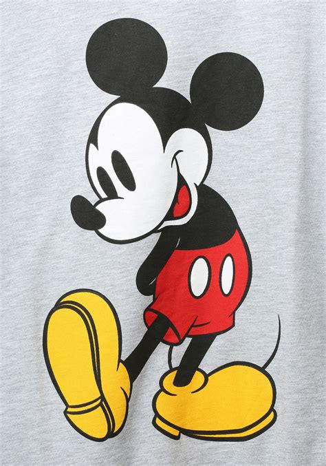mickey mouse mickey mouse classic stance terry pullover