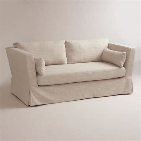 restoration hardware slipcover sofa restoration hardware belgian shelter arm slipcovered sofa