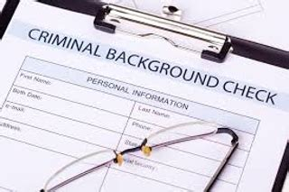 Accountant Criminal Record Information On Criminal Records Assignment Point
