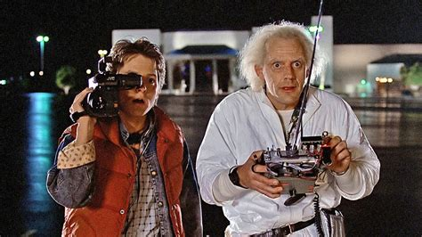 back to the future images new honest trailer doubles back on the back to the future