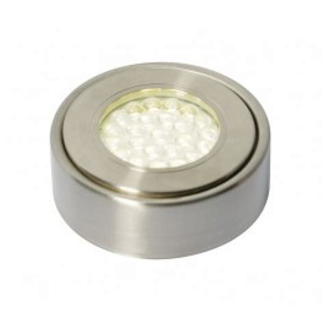 kitchen under cabinet led lighting 240v 240v led round under cabinet light 4000k 1 5w