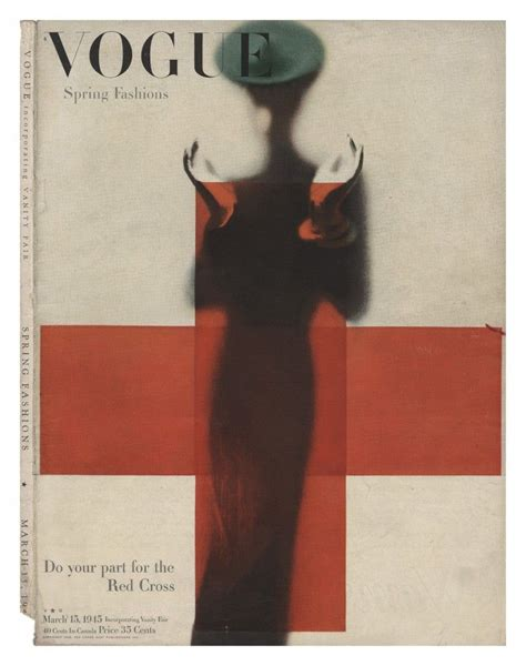 libro erwin blumenfeld blumenfeld studio support for the red cross for the cover of american vogue march 1945 by erwin blumenfeld from