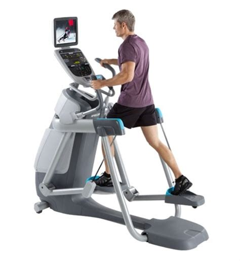 precor commercial series adaptive motion trainer with open precor amt 835 adaptive motion trainer with open stride