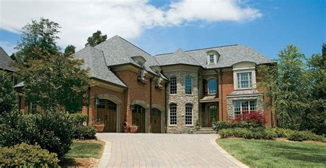 eplans new american house plan distinctive arches in 1000 images about 300 000 dream house plans on pinterest