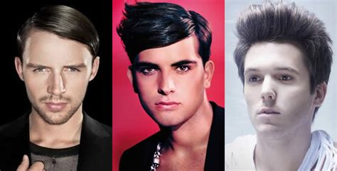men spring 2015 haircuts for heart shaped face choosing the right hairstyles for your face shape