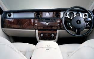 Interior Of Rolls Royce Phantom Rolls Royce Phantom Car Review