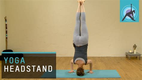yoga tutorial youtube headstand tutorial yoga with sandra carson youtube