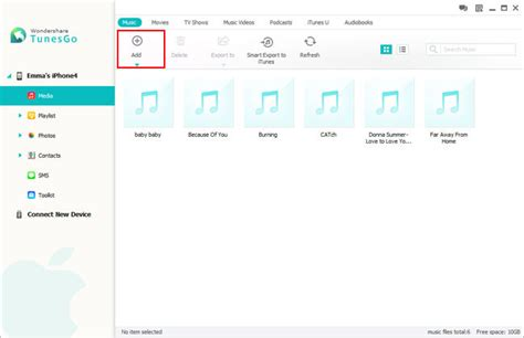 audio file format ios ios data manager transfer iphone ipad ipod to itunes pc