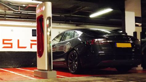 Supercharger Stations For Tesla Tesla Opens New Supercharger Station At Tower Hill Hotel