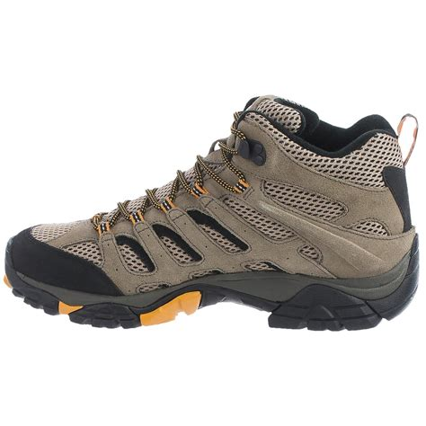 merrell boots for merrell moab ventilator mid hiking boots for save 36